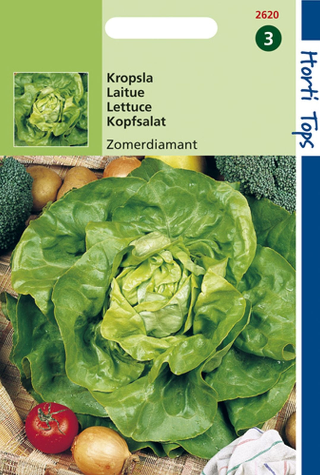 Gemüsesamen